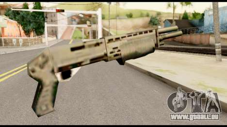 New Combat Shotgun pour GTA San Andreas