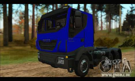 Iveco Trakker 2014 pour GTA San Andreas