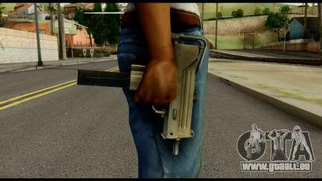 Ingram from Max Payne pour GTA San Andreas troisième écran