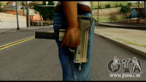 Ingram from Max Payne für GTA San Andreas dritten Screenshot