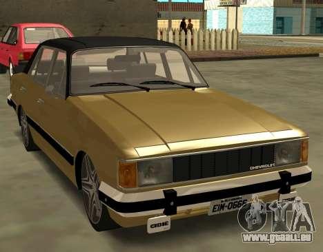 Chevrolet Opala 1980 pour GTA San Andreas