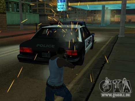 New Effects Pack White Version für GTA San Andreas zehnten Screenshot