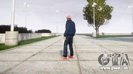 Kleidung amerikanischen Diktator für GTA 4 Sekunden Bildschirm