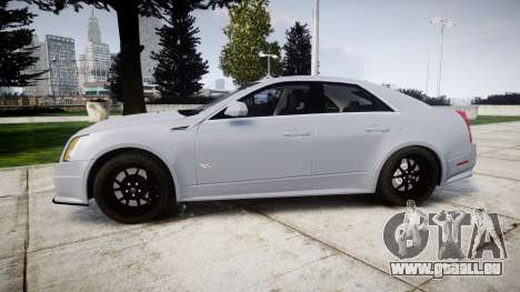 Cadillac CTS-V 2010 für GTA 4 linke Ansicht