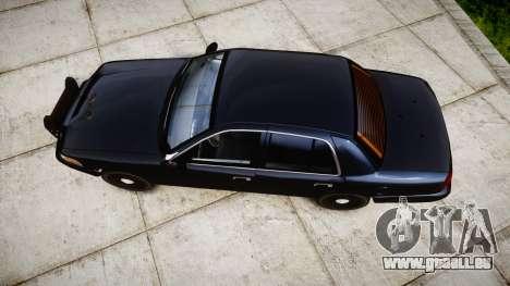 Ford Crown Victoria Police Interceptor [Retired] für GTA 4 rechte Ansicht