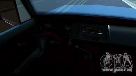Chevrolet C30 für GTA San Andreas rechten Ansicht