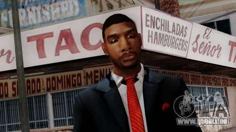 GTA 4 Skin 23 pour GTA San Andreas troisième écran