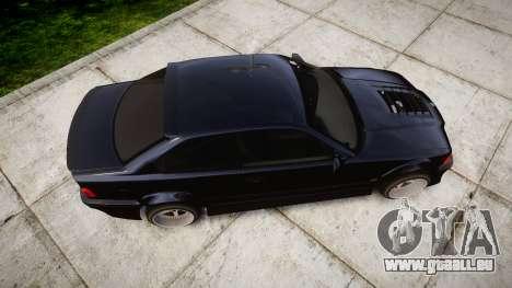 BMW E36 M3 Duck Edition pour GTA 4 est un droit