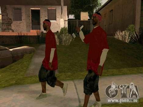 Doggers Gang für GTA San Andreas