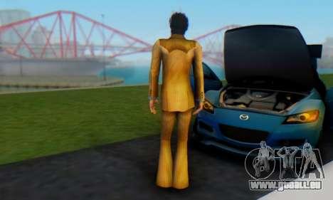 Dynasty Warriors 8 XLCE Li Dian DLC für GTA San Andreas fünften Screenshot