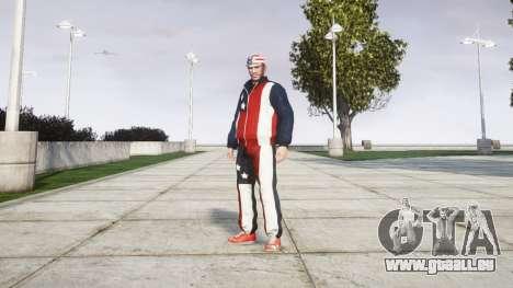 Kleidung amerikanischen Diktator für GTA 4