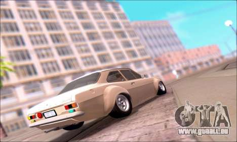 White Water ENB pour GTA San Andreas cinquième écran