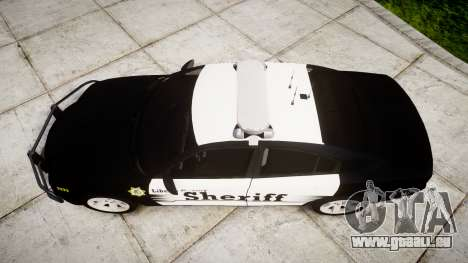 Dodge Charger 2013 County Sheriff [ELS] v3.2 für GTA 4