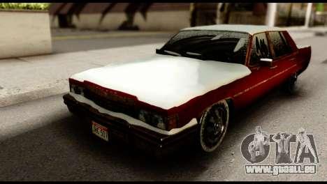 GTA 5 Emperor für GTA San Andreas