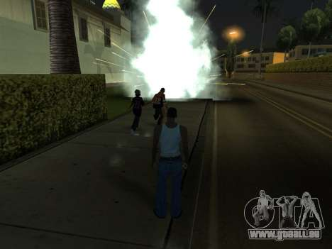 New Effects Pack White Version für GTA San Andreas elften Screenshot