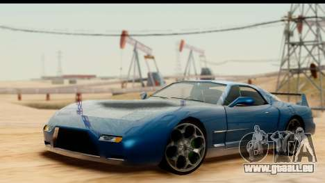 New ZR-350 (ZR-380) v1.0 pour GTA San Andreas
