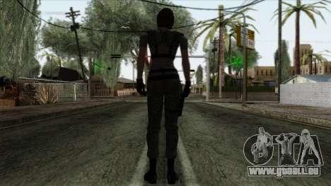Resident Evil Skin 4 pour GTA San Andreas deuxième écran