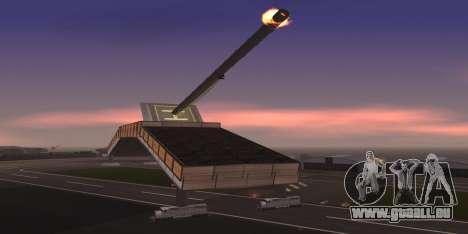 Landkreuzer P. 1500 Monster for SA:MP pour GTA San Andreas