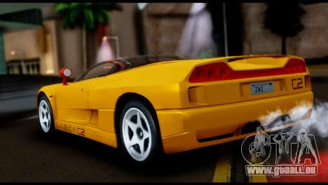 BMW Italdesign Nazca C2 1991 für GTA San Andreas linke Ansicht