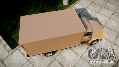 Ford L8000 für GTA 4 rechte Ansicht