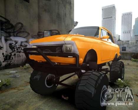 Moskwitsch 412 Monster für GTA 4