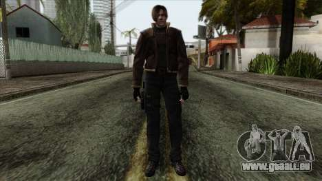 Resident Evil Skin 5 für GTA San Andreas