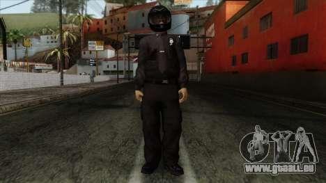 GTA 4 Skin 40 pour GTA San Andreas
