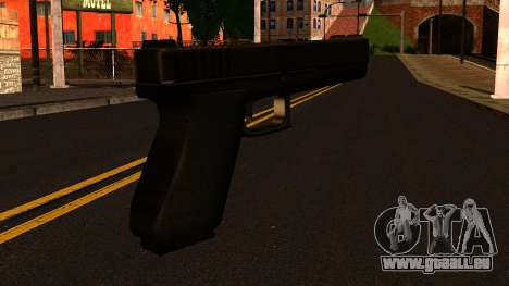 Pistol from GTA 4 für GTA San Andreas zweiten Screenshot