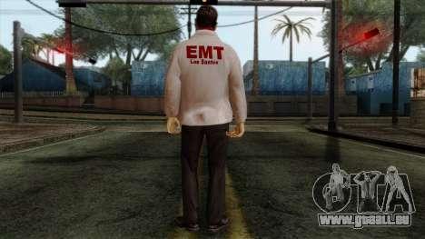 Police Skin 10 für GTA San Andreas zweiten Screenshot