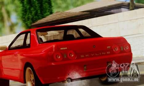 Nissan Skyline Stance für GTA San Andreas linke Ansicht