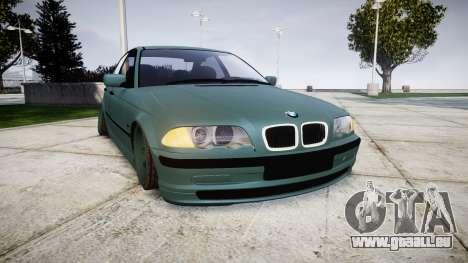 BMW E46 M3 2000 für GTA 4