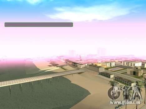 New green SampGUI für GTA San Andreas zweiten Screenshot
