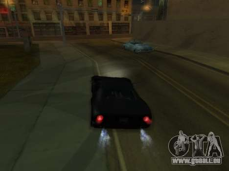 New Effects Pack White Version für GTA San Andreas fünften Screenshot