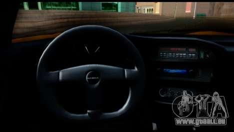 BMW Italdesign Nazca C2 1991 für GTA San Andreas zurück linke Ansicht