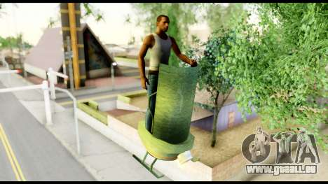 Hover Thingy from Metal Gear Solid für GTA San Andreas dritten Screenshot