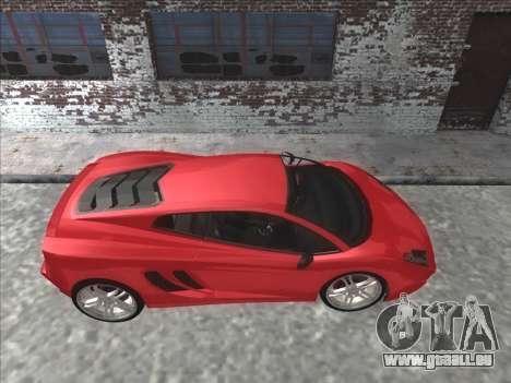 Agréable ColorMod pour GTA San Andreas troisième écran