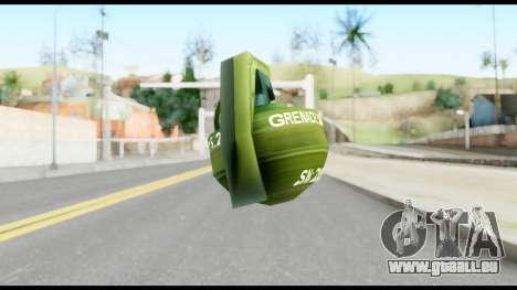 MGS1-2 Grenade from Metal Gear Solid für GTA San Andreas