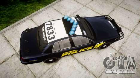 Ford Crown Victoria 2008 LCPD [ELS] für GTA 4 rechte Ansicht