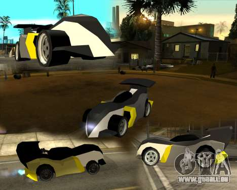 RC Bandit (Automotive) pour GTA San Andreas moteur
