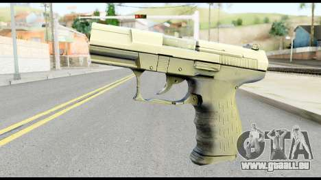 New Pistol für GTA San Andreas