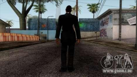 GTA 4 Skin 23 pour GTA San Andreas deuxième écran