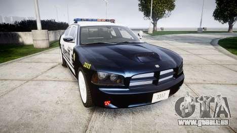 Dodge Charger SRT8 2010 Sheriff [ELS] pour GTA 4
