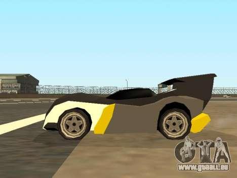 RC Bandit (Automotive) pour GTA San Andreas vue de droite