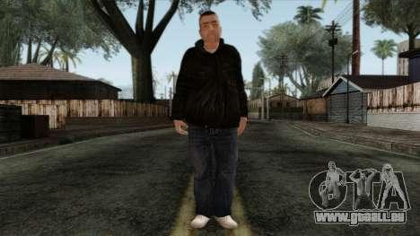 GTA 4 Skin 59 pour GTA San Andreas