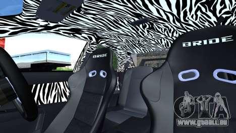 Subaru Impreza Hellaflush 2004 für GTA San Andreas rechten Ansicht