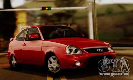 Lada Priora Sport pour GTA San Andreas