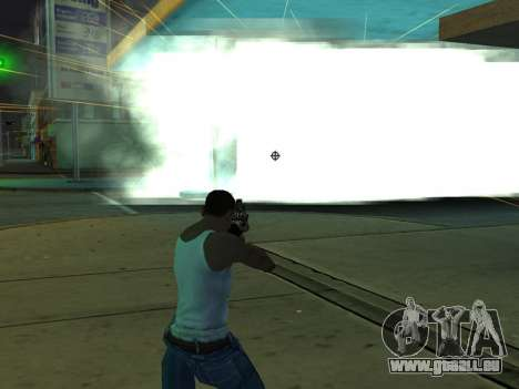 New Effects Pack White Version für GTA San Andreas