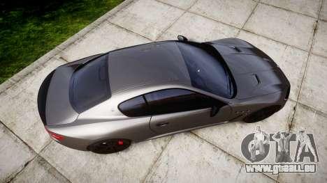Maserati GranTurismo MC Stradale pour GTA 4 est un droit