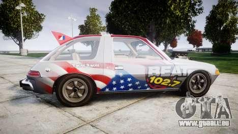 AMC Pacer pour GTA 4 est une gauche