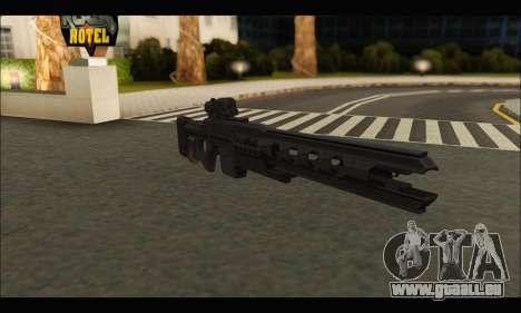 BF4 Final Stand DLC Rorsch Mk-1 pour GTA San Andreas